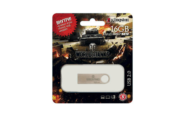 Kingston 16GB World of Tanks